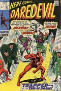 Daredevil (1964 1st Series) UK Edition 61UK