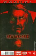 New Avengers (2013 3rd Series) Annual 1
