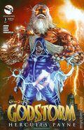 Grimm Fairy Tales Godstorm Hercules Payne (2014) 3B