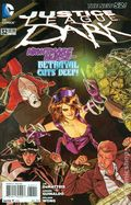 Justice League Dark (2011) 32A