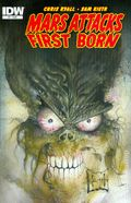 Mars Attacks First Born (2014) 2