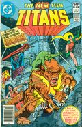 New Teen Titans (1980) (Tales of ...) Mark Jewelers 5MJ