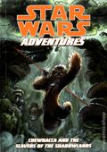 Star Wars Adventures Chewbacca and the Slavers of the Shadowlands GN (2011 Dark Horse Digest) 1-REP