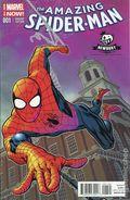 Amazing Spider-Man (2014 3rd Series) 1NEWBURY