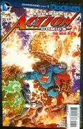 Action Comics (2011 2nd Series) 33A