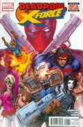Deadpool vs. X-Force (2014) 1A