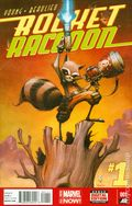 Rocket Raccoon (2014 2nd Series) 1A