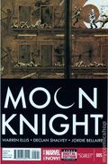 Moon Knight (2014 5th Series) 5