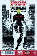 Iron Fist Living Weapon (2014) 4