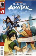 Avatar Last Airbender Rift 1 For $1 (2014) 1