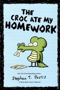 Croc Ate My Homework TPB (2014 Andrews McMeel) Pearls Before Swine AMP! Comics for Kids Series 1-1ST
