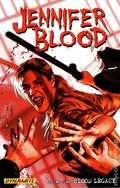 Jennifer Blood TPB (2012-2014 Dynamite) 5-1ST