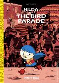 Hilda and the Bird Parade HC (2013 Flying Eye Books) 1-1ST