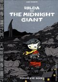 Hilda and the Midnight Giant HC (2014 Flying Eye Books) 1-1ST