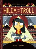 Hilda and the Troll HC (2013 Flying Eye Books) 1-1ST