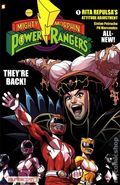 Mighty Morphin Power Rangers GN (2014 Papercutz) 1-1ST