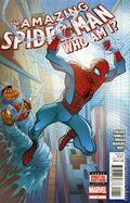 Amazing Spider-Man Who Am I? (2014) 1