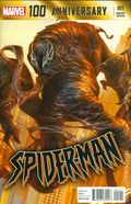 100th Anniversary Special Spider-Man (2014) 1B