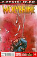 Wolverine (2014 5th Series) 10A