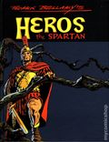 Heros the Spartan HC (2014 Book Palace) By Frank Bellamy 1-1ST