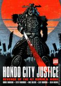 Hondo City Justice TPB (2014 Rebellion) US Edition 1-1ST