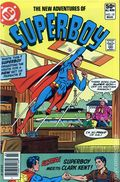 New Adventures of Superboy (1980 DC) Mark Jeweler 15MJ