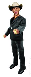 Anchorman 8-in. Battle Ready Figure (2014 BeeLine) ITEM#4