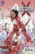Infinite Crisis Fight for the Multiverse (2014) 1B
