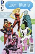 Teen Titans (2014 5th Series) 1C