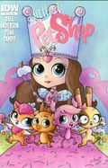 Littlest Pet Shop (2014 IDW) 3SUB