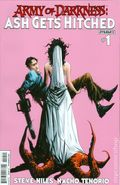 Army of Darkness Ash Gets Hitched (2014 Dynamite) 1