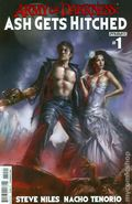 Army of Darkness Ash Gets Hitched (2014 Dynamite) 1A