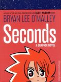 Seconds HC (2014 Ballantine Books) By Bryan Lee O'Malley 1-1ST