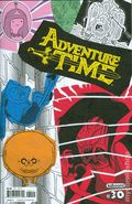 Adventure Time (2012 Kaboom) 30A