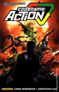 Codename Action TPB (2014 Dynamite) 1-1ST