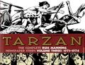 Tarzan The Complete Russ Manning Newspaper Strips HC (2013 IDW) 3-1ST