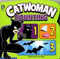 Catwoman Counting HC (2014 Capstone Press) Board Book Large Edition 1-1ST