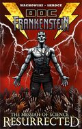 Doc Frankenstein TPB (2014 Burlyman Entertainment) 1-1ST