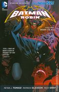 Batman and Robin TPB (2013-2016 DC Comics The New 52) 1-REP