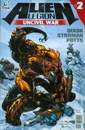 Alien Legion Uncivil War (2014) 2