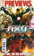 Marvel Previews (2012) Marvel Now 25