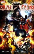 War of Kings TPB (2014 Marvel) 2nd Edition 1-1ST