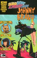 Super Secret Crisis War Johnny Bravo (2014) 1