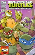 Teenage Mutant Ninja Turtles New Animated Adventures (2013 IDW) 13RI