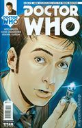 Doctor Who The Tenth Doctor (2014 Titan) 1B