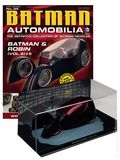 Batman Automobilia: The Definitive Collection of Batman Vehicles (2013 Figurine and Magazine) FIG-35