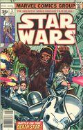 Star Wars (1977 Marvel) 3-35CNEWSSTAND