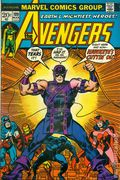 Avengers (1963 1st Series) Mark Jewelers 109MJ