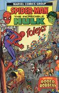 Amazing Spider-Man and the Incredible Hulk Austin Giveaway (1982) 1