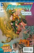 Aquaman (2011 5th Series) Annual 2